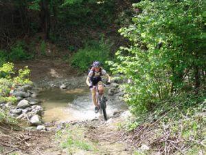 Foto del percorso di Monte Orsaro che attaversa il Prato dei Grilli per giungere all'antica Fornace della calce